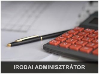 Állás – Irodai adminisztrátor